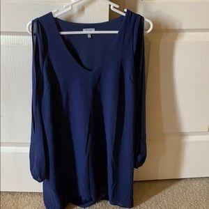 Open armed TOBI dress